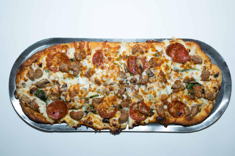 pream pizza