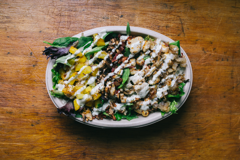 S&H hotboy salad